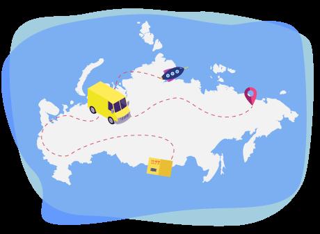 Spedizioni di privati in Russia